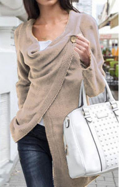 WRAP OVER CARDIGAN