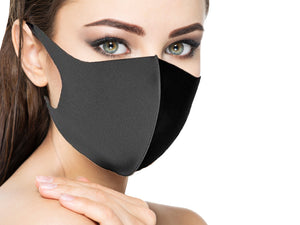 4 PACK- FOAM ANTI-DUST FACE COVERING