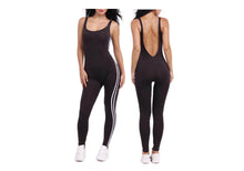 Load image into Gallery viewer, SCOOP NECK SPORTY JUMPSUIT