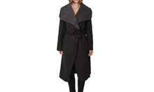 Load image into Gallery viewer, HOODED COAT -UP TO SIZE 46