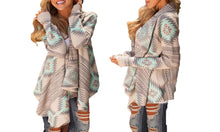Load image into Gallery viewer, AZTEC RUNWAY CARDIGAN