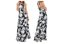 Load image into Gallery viewer, BOHO STYLE MAXI DRESS