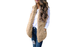 TEDDY BEAR GILET