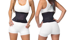 Load image into Gallery viewer, DOUBLE COMPRESSION WAIST TRAINER