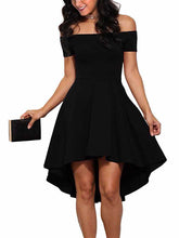 Load image into Gallery viewer, MIDI SKATER DRESS
