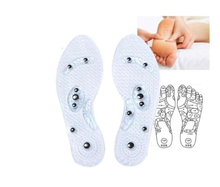 Load image into Gallery viewer, Unisex Magnetic Reflexology Therapy Insoles