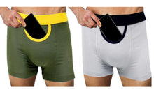Load image into Gallery viewer, MEN'S SECRET POCKET BRIEFS