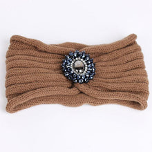 Load image into Gallery viewer, WOOL BLEND HEADBAND