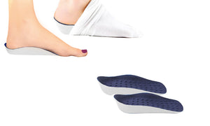 INSTANT HEIGHT INCREASING INSOLES- UNISEX