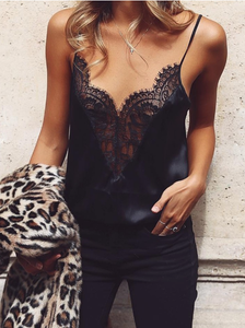 DAY TO NIGHT LACE PLAYSUIT-TWO COLOURS.