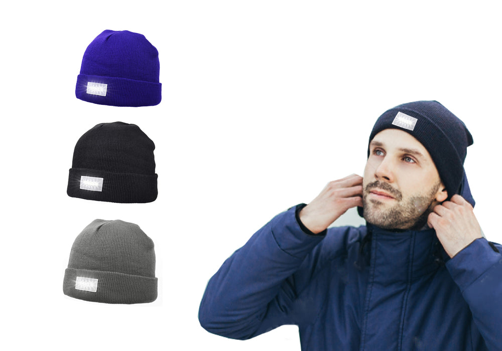 LED HAT - 3 COLOURS
