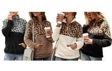 Load image into Gallery viewer, LEOPARD PRINT POLAR JUMPER