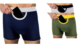 MEN'S SECRET POCKET BRIEFS
