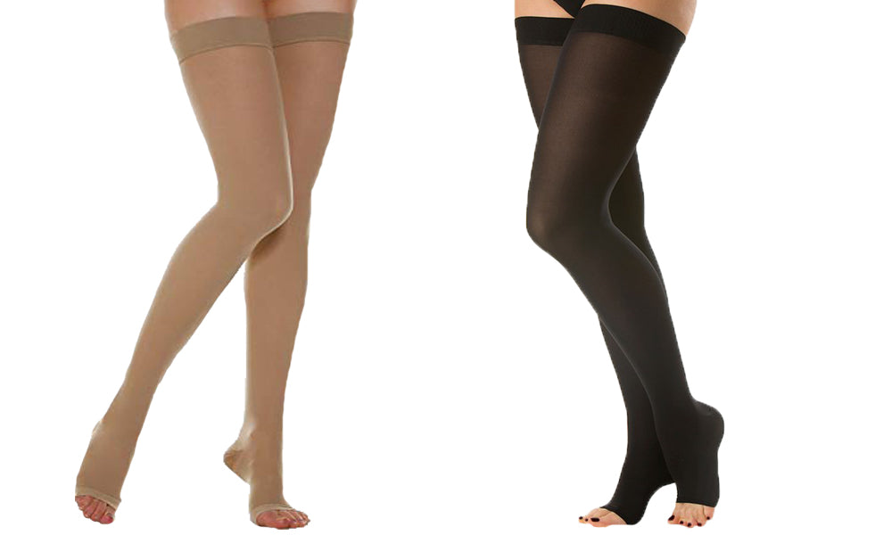 FIRM COMPRESSION STOCKINGS
