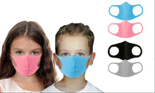 Load image into Gallery viewer, PACK OF FOUR - CHILDREN'S FACE COVERINGS