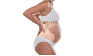 DOUBLE SUPPORT MATERNITY BELT