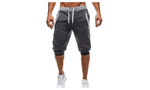 MEN'S CASUAL SHORTS - THREE COLOURS