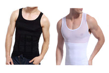 Load image into Gallery viewer, Mens Slimming Vest 2 Style Clearance