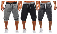 Load image into Gallery viewer, MEN'S CASUAL SHORTS - THREE COLOURS