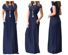 Load image into Gallery viewer, EMPIRE MAXI DRESS