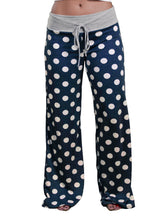 Load image into Gallery viewer, LOUNGE TROUSERS- PLAIN AND POLKA