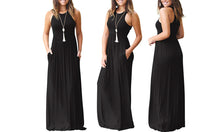 Load image into Gallery viewer, MAXI DRESS - THREE COLOURS