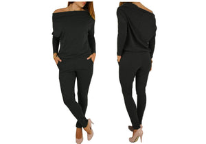 CELINE JUMPSUIT - 3 COLOURS