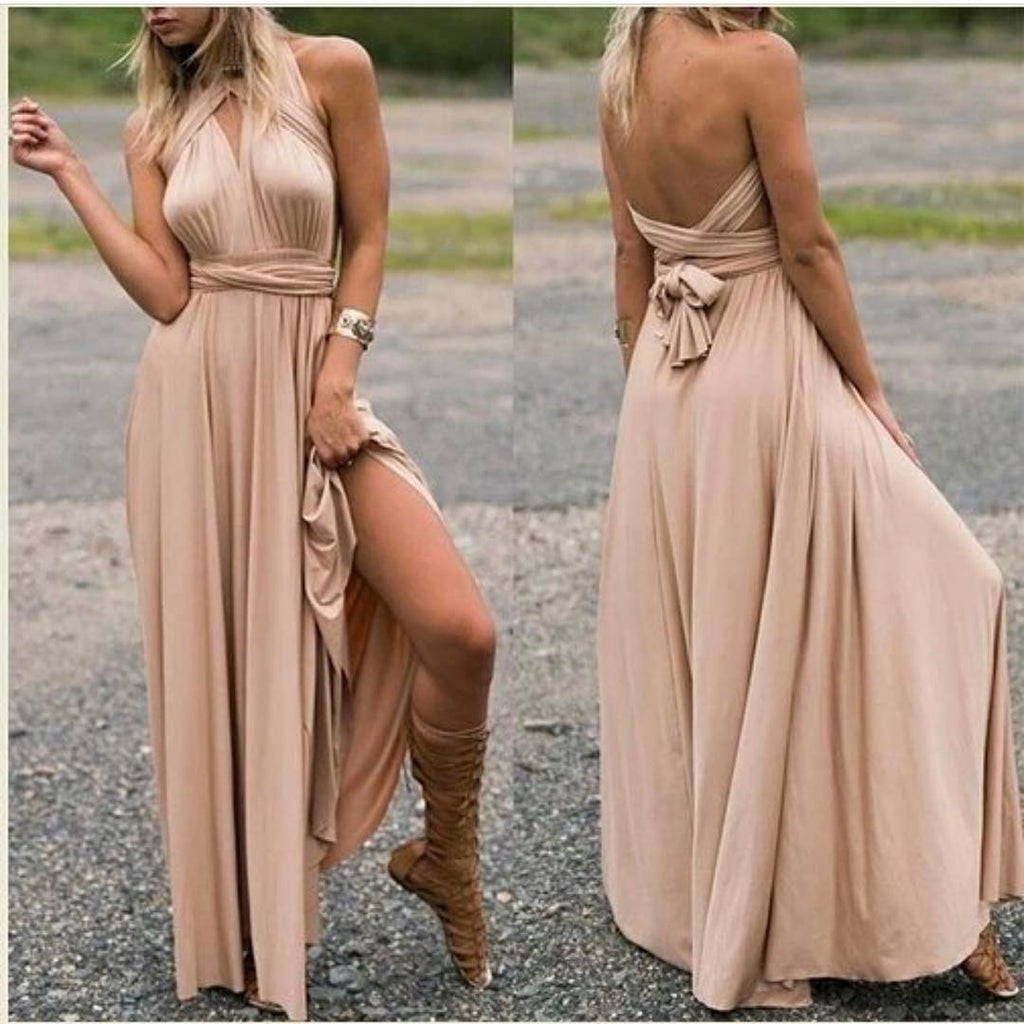 MULTIWRAP DRESS