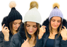 Load image into Gallery viewer, POM POM HATS