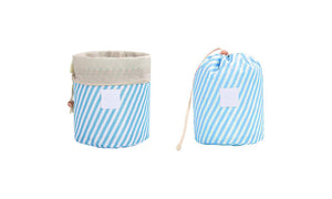 DRAW STRING TRAVEL COSMETIC BAG