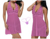 BABYDOLL CHEMISE WITH G-STRING SET