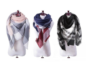 SOFT WOVEN SCARF
