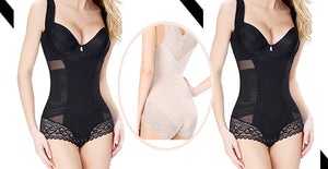 Elegant Slimming Underbust Body suit