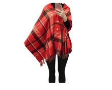 Load image into Gallery viewer, TARTAN WINTER OVERSIZED SCARF