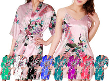 Load image into Gallery viewer, TWO PIECE KIMONO SET