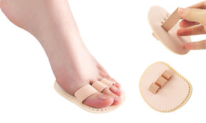 ADJUSTABLE HALLUX TOE CORRECTOR