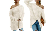 Load image into Gallery viewer, FLUFFY KNIT SWEATER