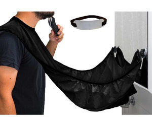 BEARD CAPE AND HAIR GROOMING SHAPER