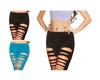 CUT OUT COSTUME LEGGINGS