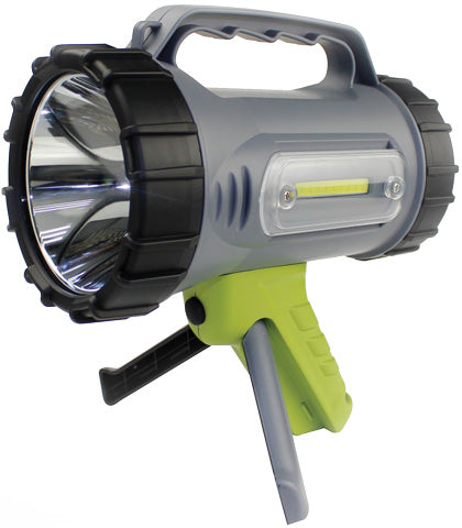 Rechargeable LED Torch 10W / 3W Side Lantern