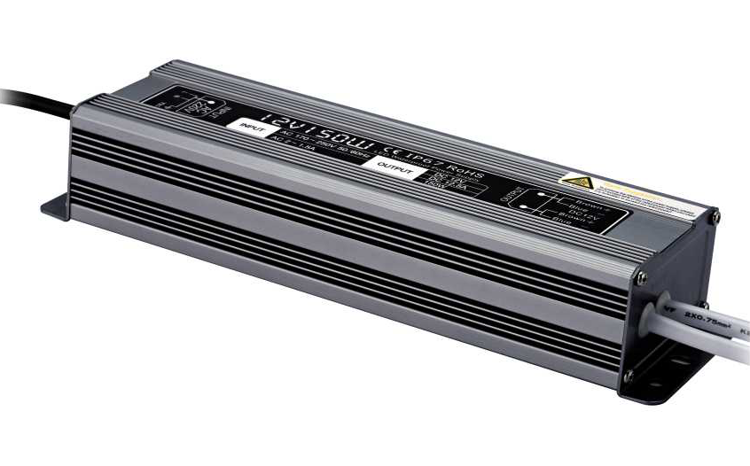 LED Power Supply - Waterproof 12Vdc / 150W