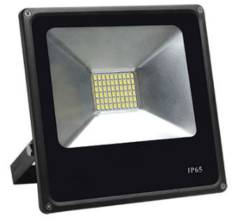 LED Flood Light - 50W 48Vdc