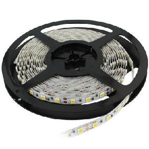 LED Striplight 12V - 5050 - Non-Waterproof (5M Roll) - Cool White & Warm White
