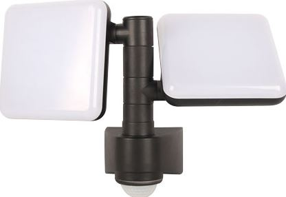 LED Flood Light - 10W / 20W Adjustable Head LED Floodlight (Motion Sensor)