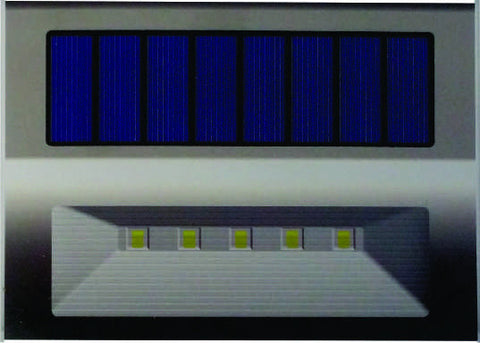 Solar Wall Light - Constant On