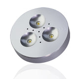 LED Cabinet Light - 3 LED Puck Light