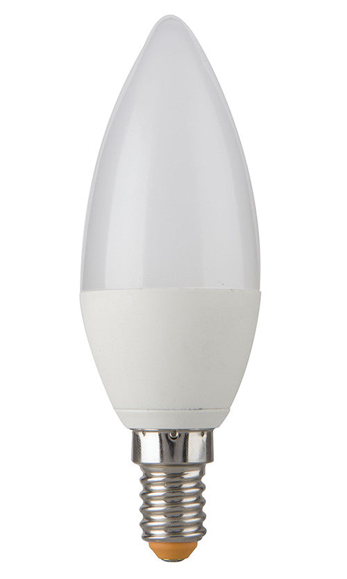 LED Candle - 5 Watt Dimmable
