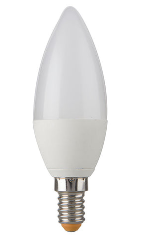 LED Candle - 3 Step Dimmable / 3 Watt