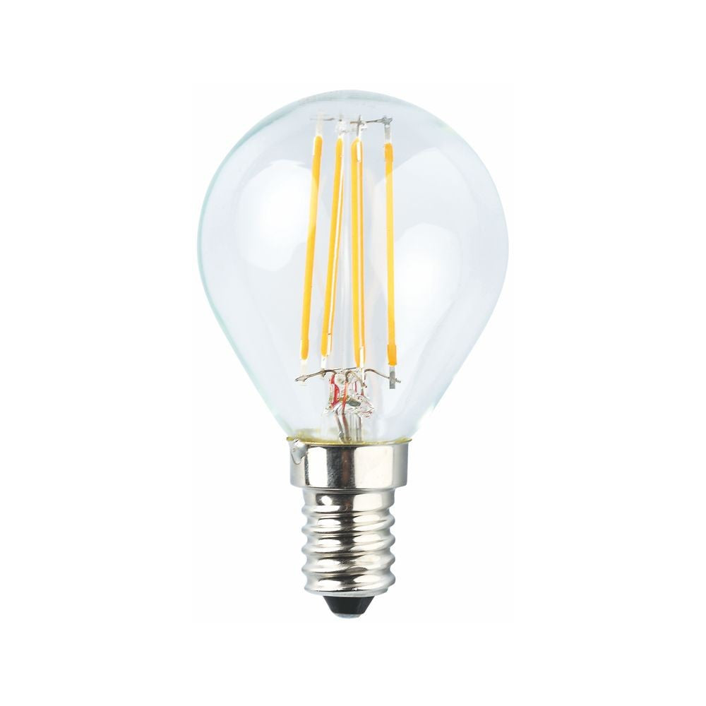 LED Bulb - 4W Filament Golf Ball