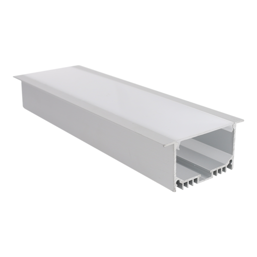 LED Extrusion - 50mm Recessed